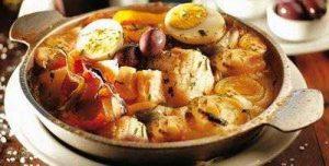 Bacalhau a portuguesa