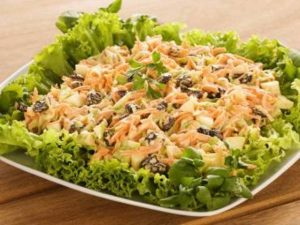 Salada Tropical Frango