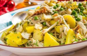Salada de Bacalhau a Portuguesa